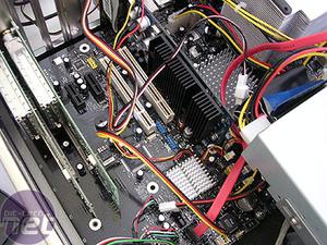 Arisetek Accent case Installing hardware