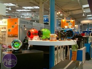 CeBIT 2005 Part 4 Water-coolish