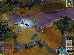Domination - hardware gaming review Domination - turn-based strategy warfare