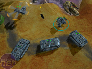 Domination - hardware gaming review The game engine and graphics hardware