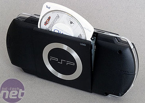 Sony PSP - a month later The hardware