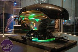 WCG 2005: European Case Modding Show Alienmod by MaicoX
