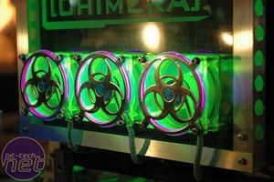 WCG 2005: European Case Modding Show Chimera by [ChImErA]