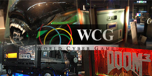 WCG 2005: European Case Modding Show Introduction