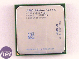 AMD Athlon 64 FX-57 Introduction