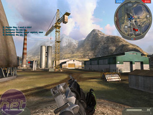 Battlefield 2: Graphics and Gameplay Graphics 2