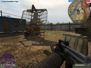 Battlefield 2: Graphics and Gameplay The Game
