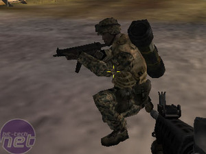 Battlefield 2: Graphics and Gameplay Graphics 1