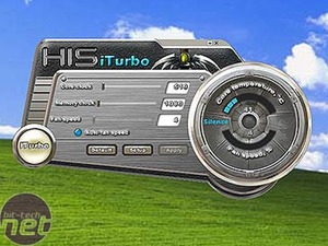HIS Radeon X850XT IceQ II Turbo Bundle, iTurbo software & Test Setup