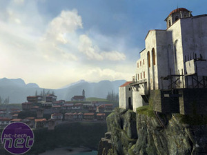 Half Life 2: Lost Coast HDR overview Eye Candy