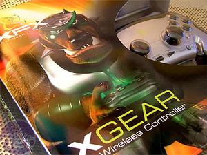 XFX XGear Gamepads