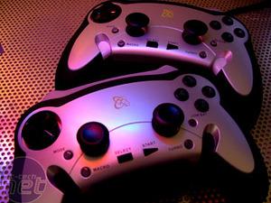 XFX XGear Gamepads In Use