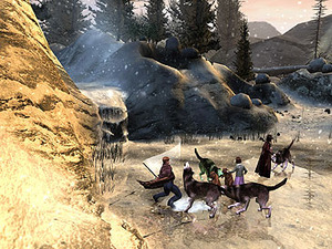 Chronicles of Narnia: Developer Q&A Narnia: Developer Q&A