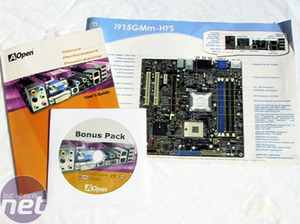 AOpen i915GMm-HFS Introduction