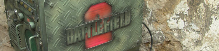 Battlefield 2: Reinforcements Enemies of the State