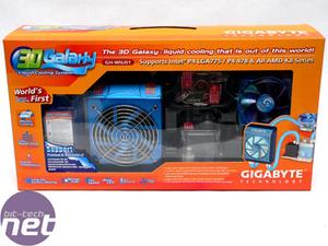 Gigabyte Aurora Case & WC kit Gigabyte 3D Galaxy Water Cooling Kit