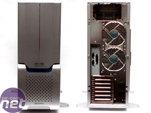 Gigabyte Aurora Case & WC kit First Glance at Gigabyte's First Case