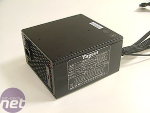 On our desk this week Tagan Modular PSU
