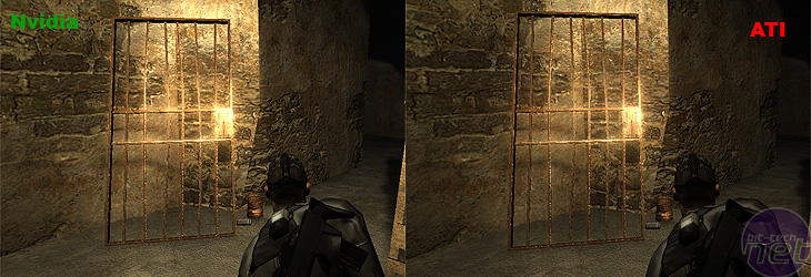 Splinter Cell:Chaos Theory with SM2.0 Side By Side Comparisons