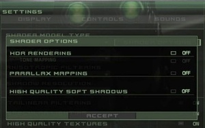 Splinter Cell:Chaos Theory with SM2.0 Introduction