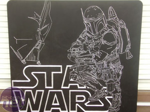 Case Engraving: Star Wars The Dark Side