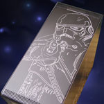 Case Engraving: Star Wars Final result