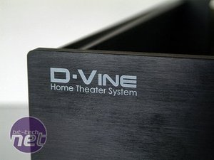 Ahanix D.Vine D5 HTPC Case The Outside