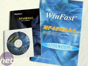 Foxconn WinFast NF4SK8AA-8EKRS Introduction