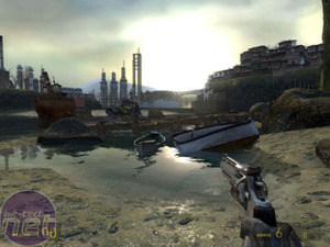 Half-Life 2: Lost Coast Benchmarks Image Quality