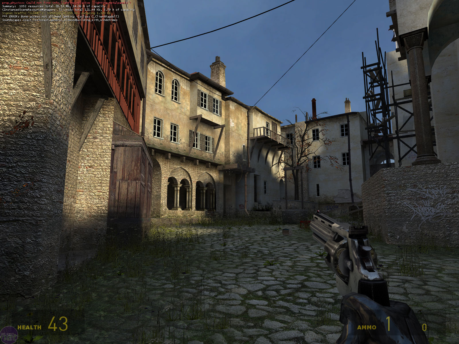 Half-Life 2: Lost Coast Benchmarks | bit-tech net