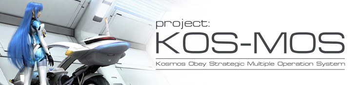 Project KOS-MOS The Design