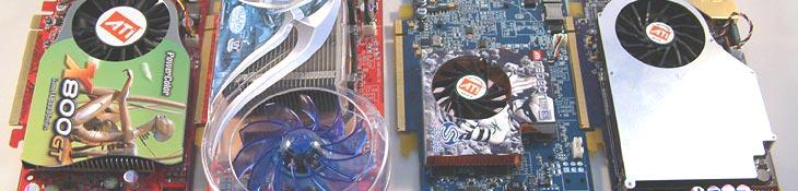 Radeon X800 GT Roundup The X800 GT