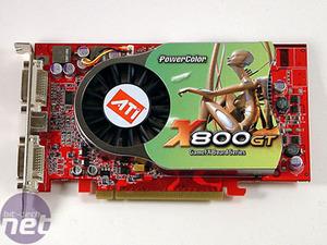 Radeon X800 GT Roundup PowerColor GameFX X800 GT