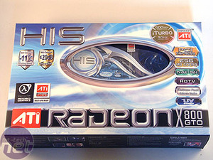 HIS Radeon X800GTO IceQ II iTurbo Introduction