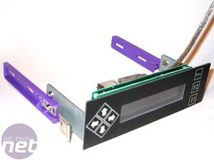 Matrix Orbital MX610 LCD display Installation