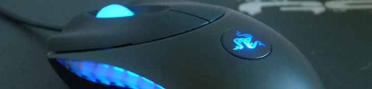 Razer Copperhead Gaming Mouse Specification & Design