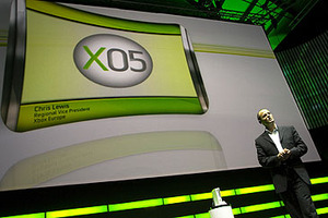 Microsoft's X05 event in pictures X05 in pictures