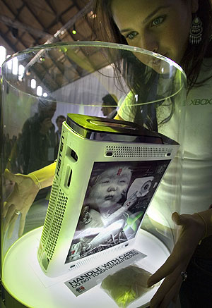 Microsoft's X05 event in pictures Xbox mods