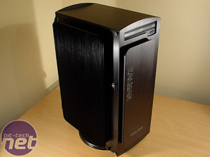 Zalman TNN 300 fanless heatpipe case