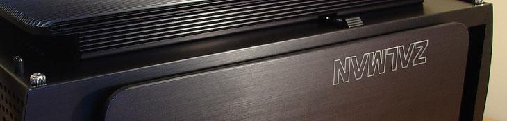 Zalman TNN 300 fanless heatpipe case review