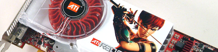 ATI Radeon X1800XT 512MB review