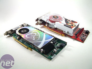 ATI Radeon X1800XT 512MB vs NVIDIA GeForce 7800 GTX