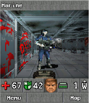 Doom RPG for mobiles Mobile Doom RPG