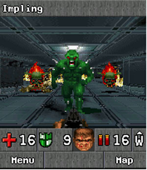 Doom RPG for mobiles Jam 'dat!