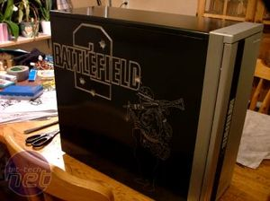 Dreamhack Winter 2005 Preview Battlefield 2