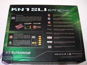 ECS KN1 SLI Extreme Introduction