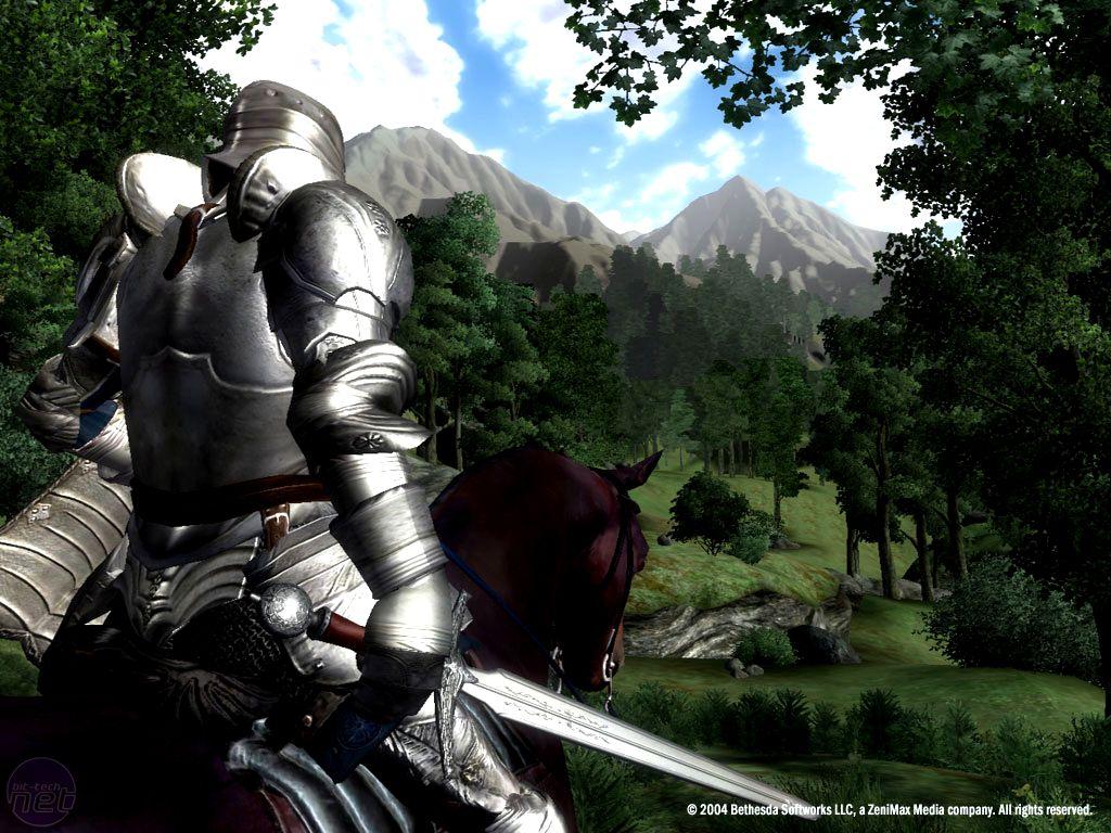 Elder Scrolls Oblivion