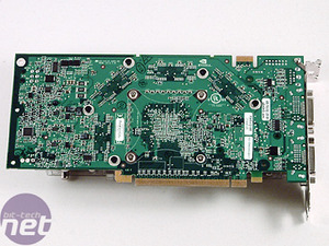 NVIDIA GeForce 7800 GTX 512MB - back