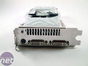 NVIDIA GeForce 7800 GTX 512MB - backplate