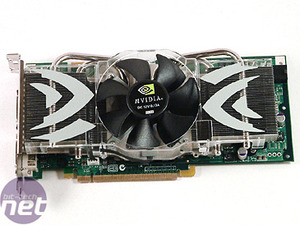 NVIDIA GeForce 7800 GTX 512MB - front
